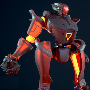 rig animation 3D