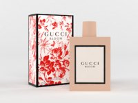 gucci bloom eau parfum 3D model