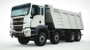 generic dumper truck 3D model