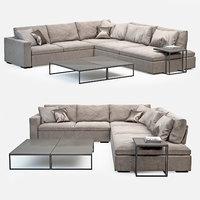 sofa gordon marelli model