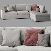 3D marelli sofa gordon model