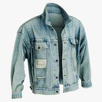 Jean Jacket 2