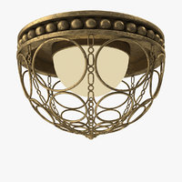 Ceiling Cage light