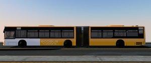 dbus ecobus euro 6 3D