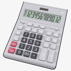 grey calculator generic model