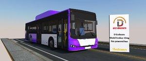 dbus ecobus euro 6 model