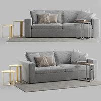 3D model sofa gordon marelli