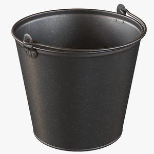 pbr bucket 3D