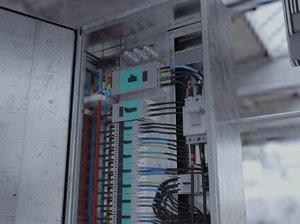 3D circuit breaker