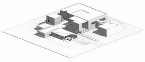 3D library revit