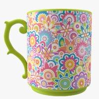 bowl cup 3D