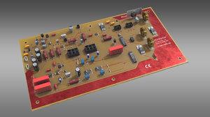 electronic board model