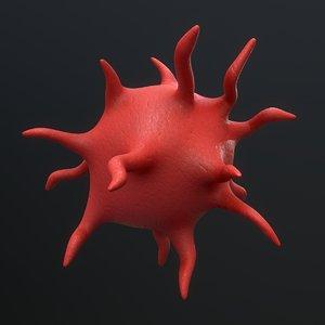 platelet thrombocyte model