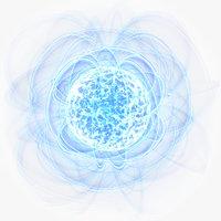 3D energy sphere model