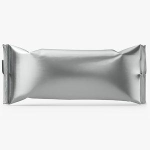 3D snack bar 01 model