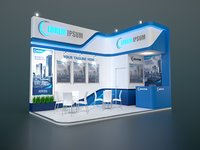 exhibition stand 6x3m 003