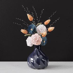 3D delicate bouquet maria