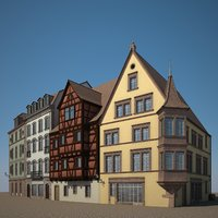 Medieval Houses IV