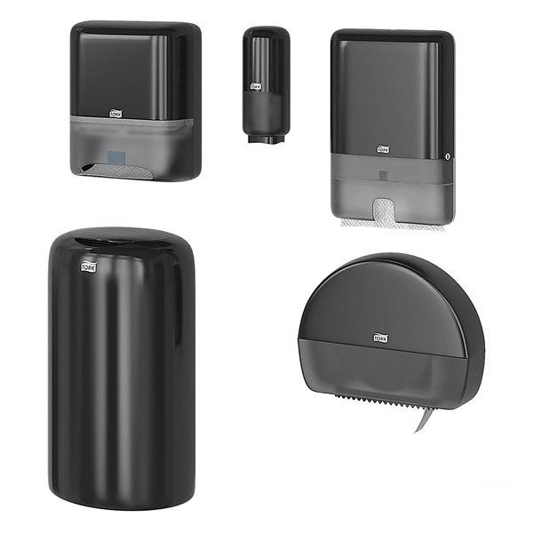 3D model dispensers tork elevation black