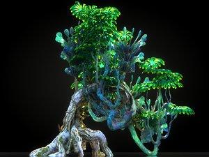 3D pandora jungle