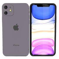 3D iphone 11