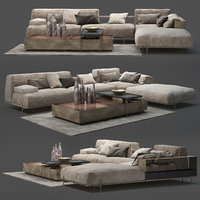 Sofa Soho Shake Design