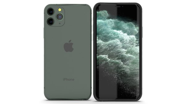 3D iphone pro