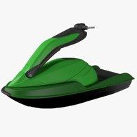 :stand jet ski model
