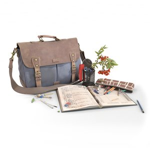 messenger bag vaschy office 3D