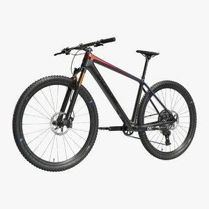 3D mtb bike