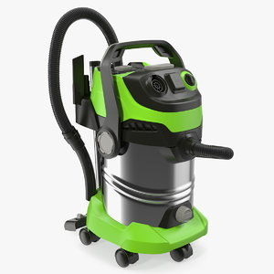 industrial multi-purpose vacuum cleaner 3D model