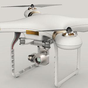 quadrocopter copter 3D model