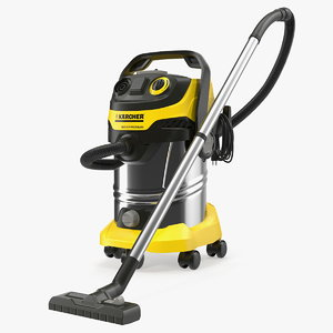 multi-purpose vacuum cleaner karcher 3D