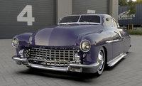 mercury custom 3D model