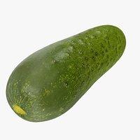 cucumber 08 3D model
