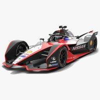 Nissan e.dams Formula E Season 2019 2020