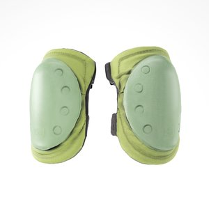 3D scanned military elbow pads