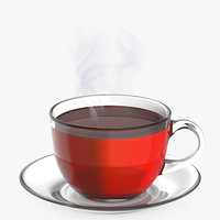 Tea cup 3 in 1 - Black, Green and White tea