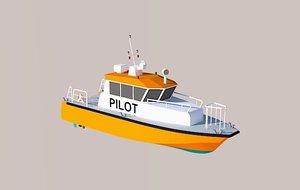 pilot boat model