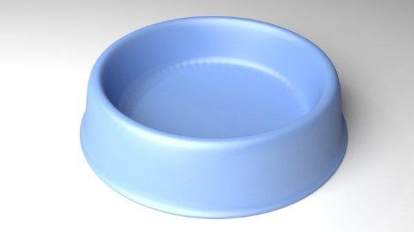 pet feeder 1 3D model