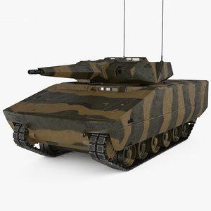 lynx kf41 kf 3D model