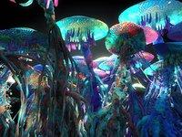Avatar Fungus Tree Animated Pack