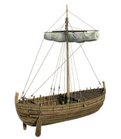 Ancient Roman Boat
