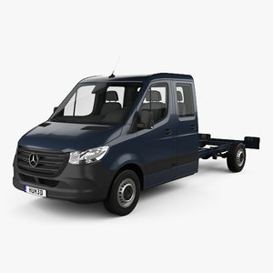 mercedes-benz sprinter crew model