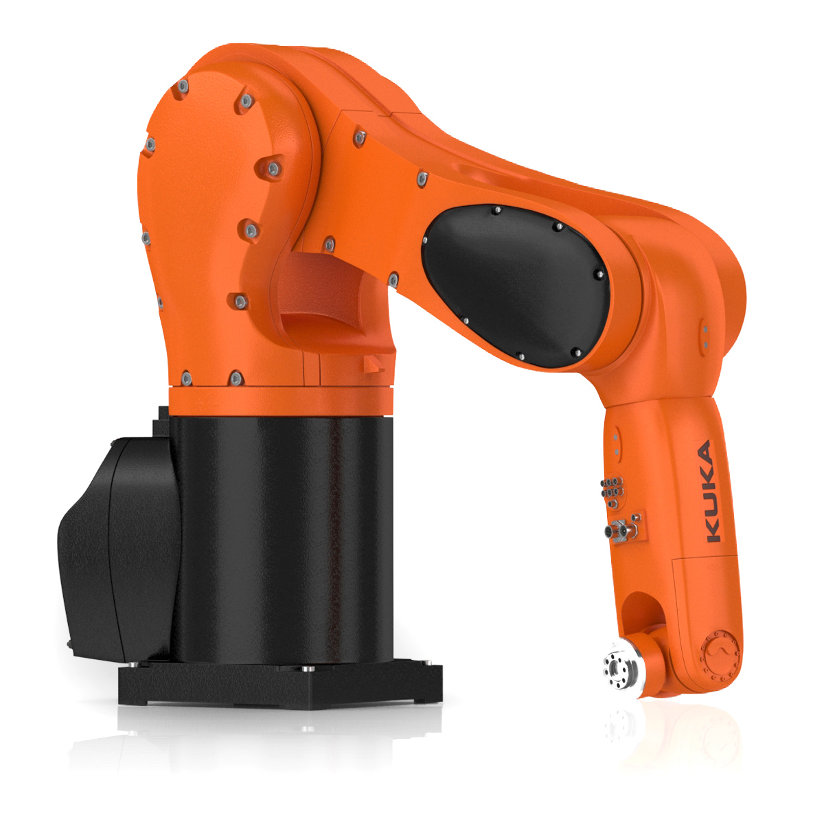 3D rigged kuka r900