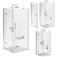 shower cabins smartline 3D model