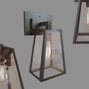 loft modern filament loft3110w model