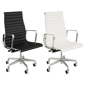 office chair eames executive 3D