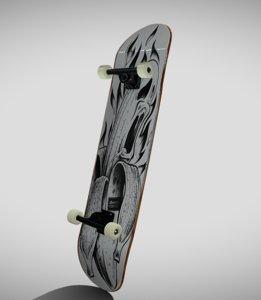 8 5 skateboard model