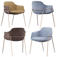 3D chia marelli chair model